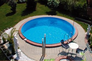 Schwimmbadbau Saunatech - Pool Angebote