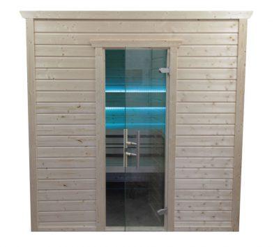 Saunabau Saunatech - Elementsauna